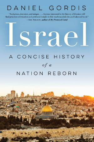 Israel, a concise history of a nation reborn